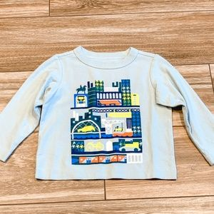 Tea Collection City Tee NWT! Size 3-6M
